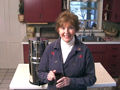 Sarah talks about the Berkey Water Purifier.